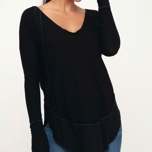 Catalina Thermal Free People Top
